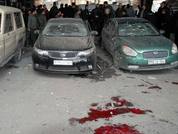 Photo of Syrian Human Rights Network: Al-Midan Terrorist Bombing Flagrant Violation of Human Rights