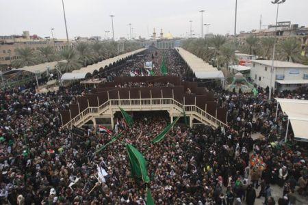 Photo of Millions Muslims in Karbala to mark Arbaeen