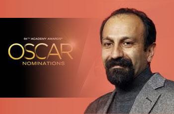 "Photo of Farhadi's ""A Separation"" wins Oscar"