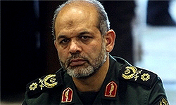 Photo of Ahmad Vahidi: Iran Not to Withdraw from Principled Positions