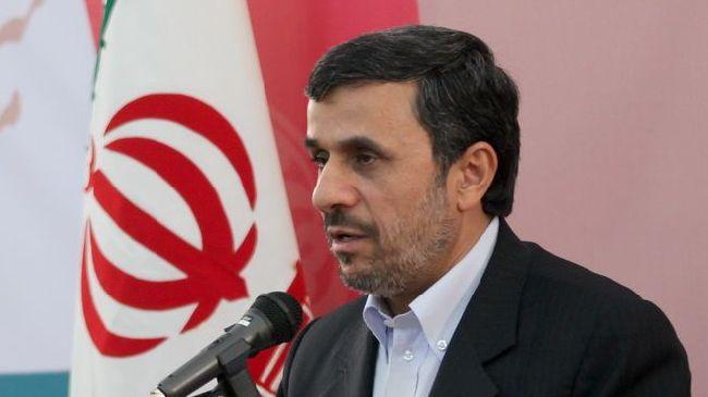 Photo of Ahmadinejad urges change in world order