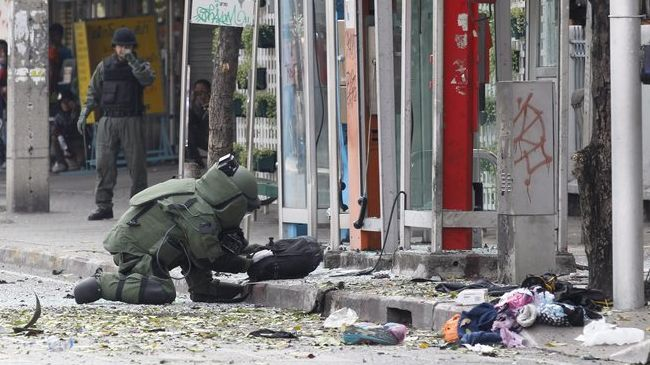 Photo of Iran says ready to help Thai police identify Bangkok bombers