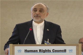 Photo of Foreign minister reviews IRI human rights gains