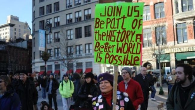 Photo of American Awakening- US 99-percenters call for Occupy reboot