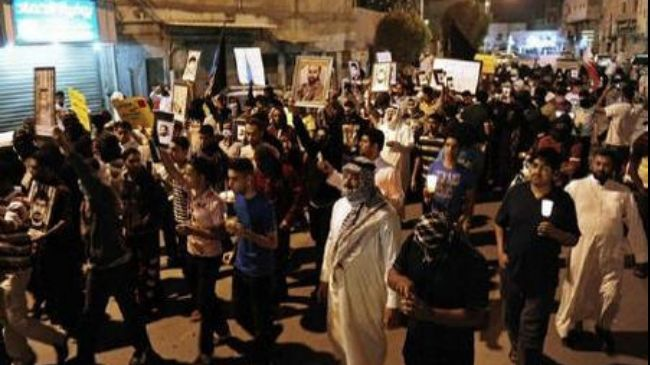 Photo of Saudis hold fresh anti-regime protests