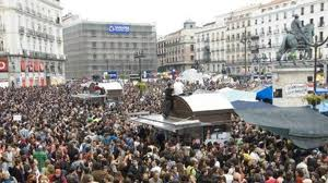 Photo of Video- Angry protesters slam Spain unemployment reforms