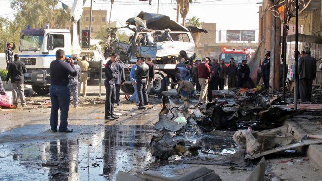 Photo of Multiple blasts kill 43, injure over 230 across Iraq