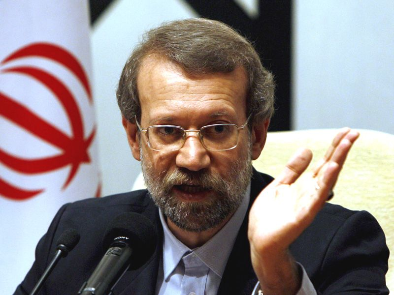 Photo of Larijani: ''Israel'' A Barking Dog, Won't Dare to Attack Iran