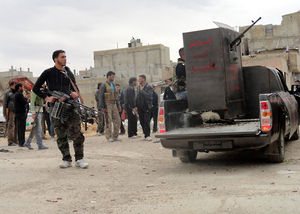 Photo of HRW: Syrian Armed Opposition Committing Abuses, Crimes