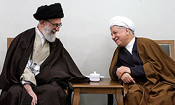 Photo of Supreme Leader Reinstates Hashemi Rafsanjani as Chairman of Expediency Council