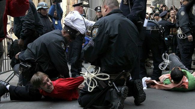 Photo of More 99-percenters arrested in NY ahead of nationwide May Day strike