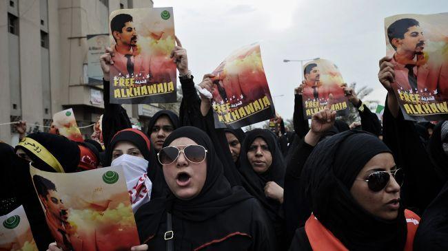 Photo of Bahraini activist Khawaja enters day 64 of hunger strike