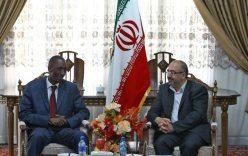 "Photo of ""Iran, a model of development for Ivory Coast"": Ivory Coast Ambassador to Iran"