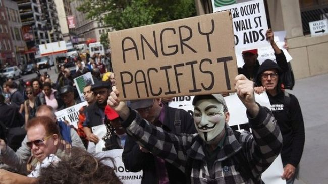 Photo of American Awakening- US anti-Capitalism protesters hold more rallies