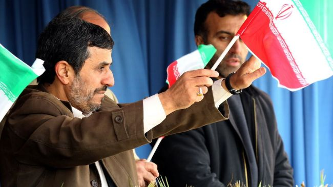 Photo of President Ahmadinejad Reiterates Iran's Support for Global Peace, Security