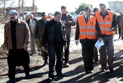 Photo of International Observers Continue Tour in Hama and Douma City in Damascus Countryside
