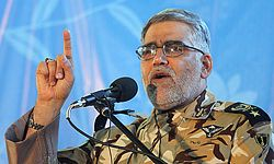 Photo of Iranian commander: Iran's armed forces have excellent interaction with neighbors
