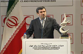 Photo of Iranians must be awarded for peace loving
