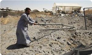 Photo of Slaughterer Israeli warplanes raid northern Gaza