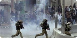 Photo of Violent clashes with Israeli troops on Nakba Day