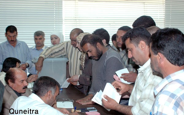 Photo of Counting of Ballots of Syrian Elections Continues, Counting Finished in Some Areas
