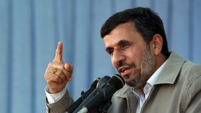 Photo of Imam Khomeini urged uprooting of Zionism: Ahmadinejad