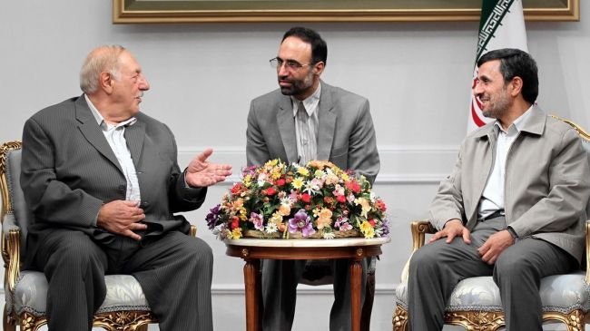 Photo of Only resistance can liberate Palestinians: Ahmadinejad