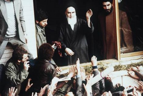 Photo of Imam Khomeini´s leadership and the Islamic Awakening