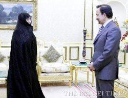 Photo of Iran, Brunei review bilateral ties