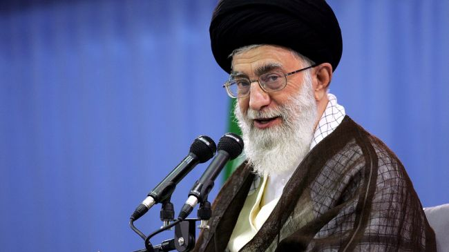 "Photo of ""What the enemies of Iran fear, and must fear, is not a nuclear Iran but the Islamic Iran,"": The Supreme Leader"