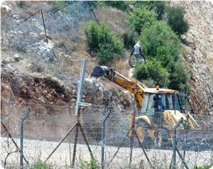Photo of Occupation destroys Palestinian houses in the northern Jordan Valley