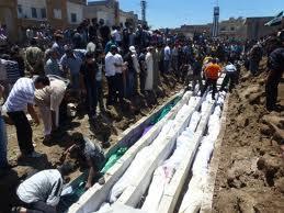 Photo of Washington funded Houla-style massacres