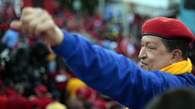 Photo of Chavez says Venezuela does not pose a threat to anyone