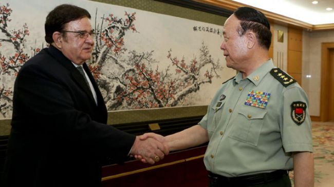 Photo of China ready to boost military ties with Afghanistan