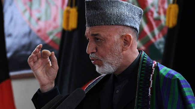 Photo of Karzai accuses West of psychological warfare against Afghanistan