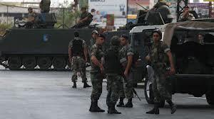 Photo of Lebanon army enhances deployment in Syrian border