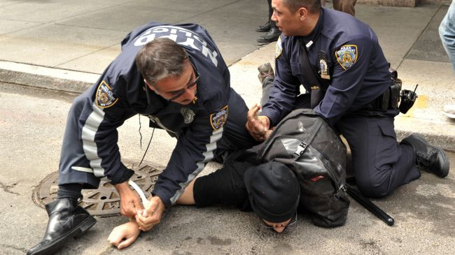 Photo of Brutal New York police violated protesters' rights: Report