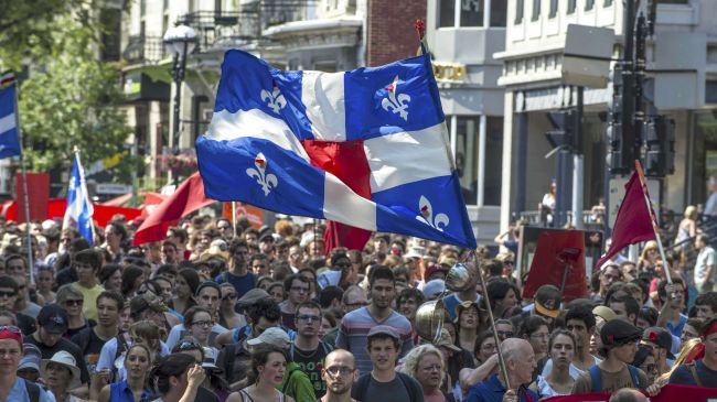 Photo of Quebec students resume protest against tuition hikes