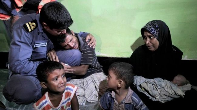 Photo of Iran ready to send aid workers to help Myanmar Rohingyas: IRCS spokesman