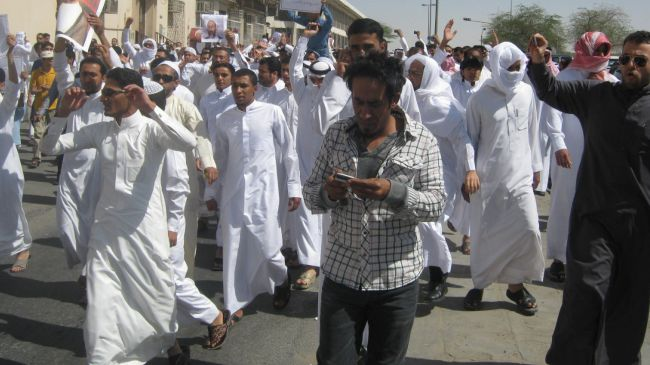 Photo of Protests in support of prominent cleric continue in Zionist Puppet Saudi Arabia