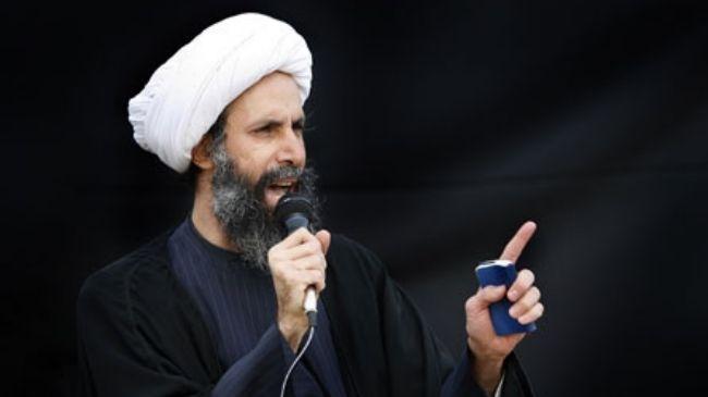 Photo of Saudi demonstrators in Qatif demand release of prominent cleric