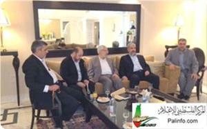 Photo of Tunisian president receives Mishaal, Hamas delegation