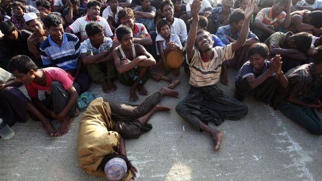 Photo of Big powers behind massacre of Rohingya Muslims: Iran MP