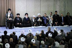 "Photo of ""Enemy's pressures won't change nation's path"":The Leader of Islamic Ummah and Oppressed People Imam Sayyed Ali Khamenei"