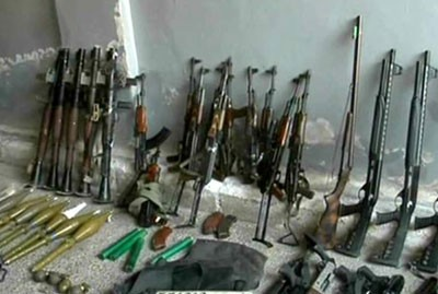 Photo of Syrian Forces Arrest Dozens of Terrorists in Aleppo, Destroy Cars Equipped with Machineguns