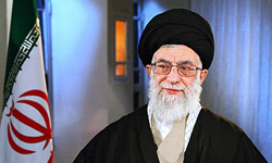 Photo of The Leader Islamic Ummah and Oppressed People Imam Sayyed Ali Khamenei: Preventing Weapons Shipments to Armed Groups Only Solution to Syrian Crisis