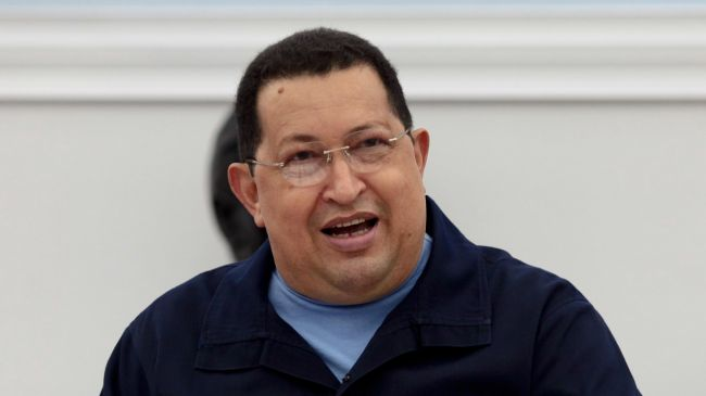 Photo of Chavez condemns West for supporting 'terrorists' in Syria