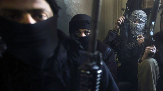 Photo of U.S, Israel-backed terrorists in Aleppo likely received WMDs: Reports