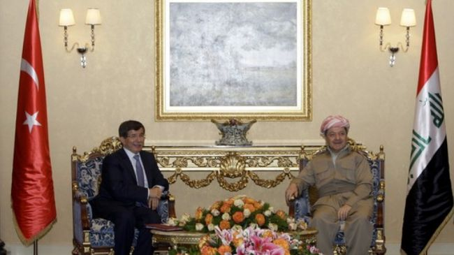 Photo of Iraq to review Turkey ties over Davutoglu Kirkuk visit