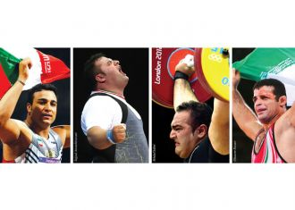 Photo of Iran wins four more medals at the London Olympics